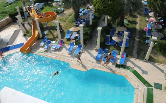 Denize Sıfır Kuşadası Bella Pino Hotel'de Her Şey Dahil Tatil Fırsatı