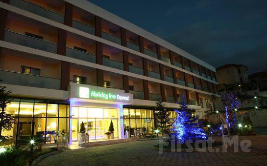 Holiday Inn Express Manisa West'in Modern ve Konforlu Odalarında 2 Kişi 1 Gece Konaklama + Kahvaltı Fırsatı!