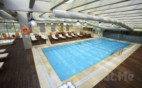 5 Yıldızlı Holiday Inn İstanbul Airport Mandala Spa'da Bay ve Bayanlar İçin 3 Farklı Masaj Seçeneği, Kese - Köpük Masajı, Tüm Tesis Kullanımı!