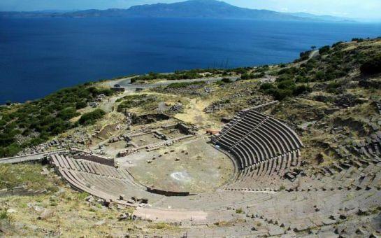 Ali Baba Tour'dan 1 Gece Yarım Pansiyon Konaklamalı Bozcaada, Kadırga Koyu, Assos, Çanakkale Turu