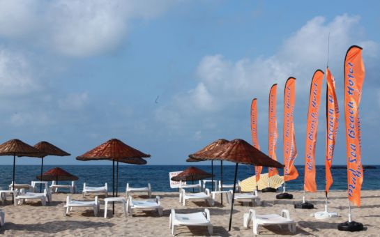 Denize Sıfır Ağva Mad Sea Beach Hotel'de 2 Kişi 1 Gece Konaklama, Kahvaltı