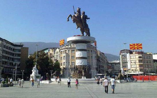 Balkanlar'ın Avrupa'sı Üsküp Hitit Tur'dan 2 Gece 3 Gün Konaklamalı Yunanistan, Makedonya (Selanik, Üsküp, Bitola, Ohrid, Kavala) Turu