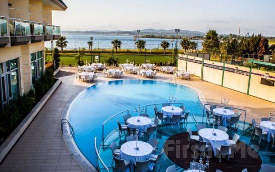 Tres Oro Tur'dan Bayramoğlu Hegsagone Otel'de Yarım Pansiyon Konaklamalı Maşukiye & Sapanca Doğa Turu ve Bayramoğlu Havuz ve Plaj Keyfi!