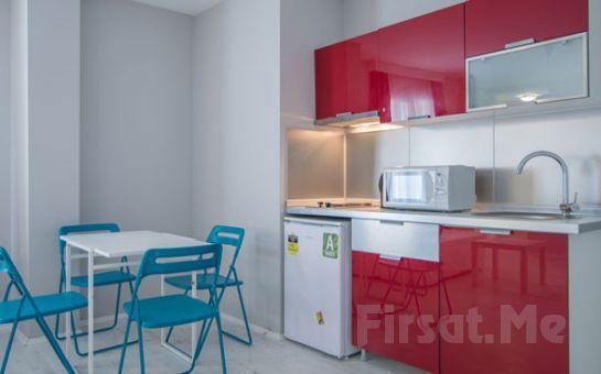 Maltepe'de Ev Konforunda Konaklama Keyfi Cityloft Suites Maltepe'de Günlük Daire Kiralama Fırsatı