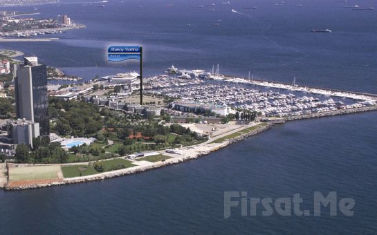 Deniz Kenarında Ataköy Marina Hotel'de Kahvaltı Dahil 2 Kişi 1 Gece Konaklama + Sheraton Positive SPA Kullanım Fırsatı!