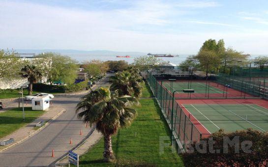 Deniz Kenarında Ataköy Marina Hotel'de Kahvaltı Dahil 2 Kişi 1 Gece Konaklama, Sheraton Positive SPA Kullanım Fırsatı