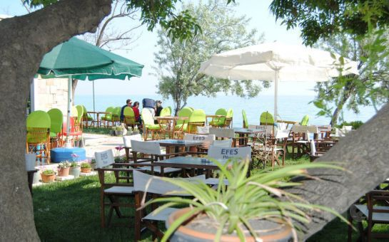 Sevdiklerinizle Deniz Manzaralı Bir İftara Ne Dersiniz? Silivri Coast Beach & Cafe'de Denize Sıfır İftar Fırsatı!
