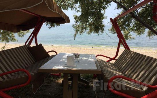 Sahil Kenarında Kahvaltı Keyfi! Silivri Coast Beach'te Kahvaltı Tabağı veya Serpme Kahvaltı Fırsatı!