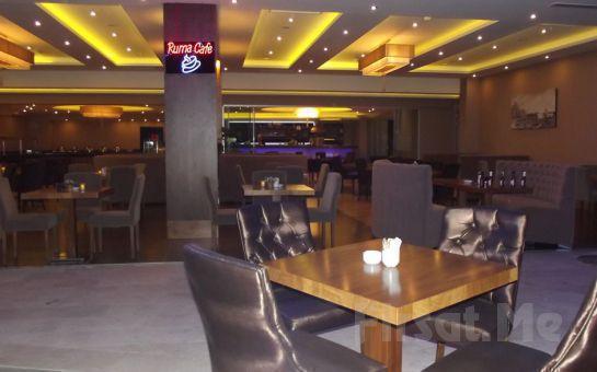 Üsküdar'ın Tarihi Güzelliği Eşliğinde Üsküdar Volley Hotel'de Zengin İftar Menüleri!