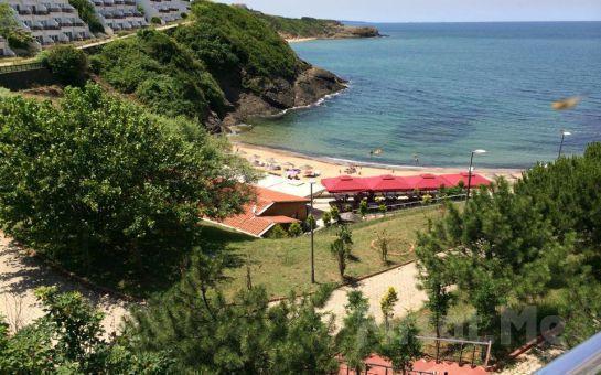 Karadeniz'in Kıyısında Legend Hotel Riva'da 2 Kişi 1 Gece Superior Odalarda Konaklama + Kahvaltı + Spa + Plaj Keyfi!