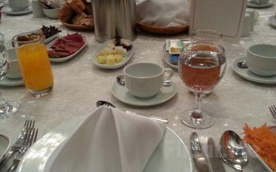 Grand Cevahir Otel Şişli'de 2 Kişi 1 Gece Konaklama ve Açık Büfe Kahvaltı Fırsatı