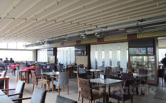 Merter Şelale Restaurant ve Cafe'de Et veya Tavuk Seçenekleri ile Leziz İftar Ziyafeti
