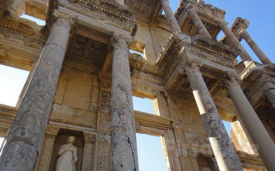 Paytur'dan Kurban Bayramı'na Özel 1 Gece 2 Gün Yarım Pansiyon Konaklamalı Çeşme + Efes + Şirince + Pamukkale Turu!