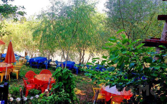 Şile Nehri Kenarında FAÇİBA Otel'de 2 Kişi 1 Gece Konaklama, Serpme Köy Kahvaltısı (Akşam Yemeği Seçeneğiyle)