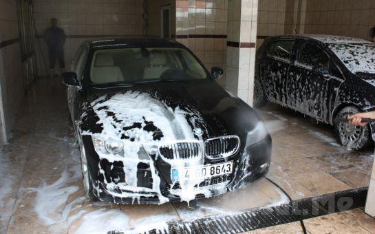 Mecidiyeköy Rolax Oto'dan Buharlı Dezenfekte + iç Dış Temizlik + Motor Yıkama ve Koruma + Boya Koruma + Yağmur Kaydırıcı + Jant Temizliği!