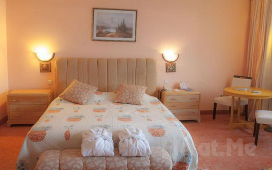 Sağlığınız İçin Bursa Kırcı Hotel'de 2 Kişi 1 Gece Konaklama + Açık Büfe Kahvaltı + Termal Havuz Tatil Fırsatı!