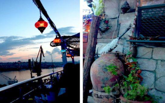 Bohem Galata Tower'da Muhteşem İstanbul Manzarası Eşliğinde İçki Dahil Akşam Yemeği Seçenekleri!