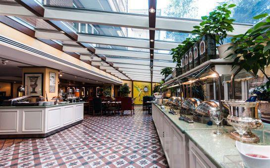 Şıklığın ve Modern Mimarinin Adresi Gordion Hotel Ankara'da 2 Kişi 1 Gece Konaklama + Açık Büfe Kahvaltı Fırsatı!
