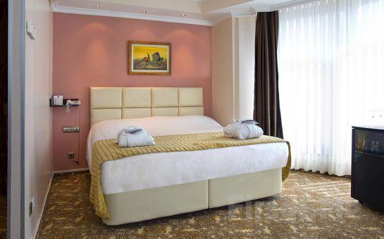 Ankara Best Western 2000 Hotel'de Standart Odalarda 2 Kişi 1 Gece Konaklama + Açık Büfe Kahvaltı Keyfi!
