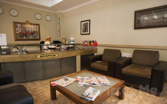 Eskişehir Sarar Boutique & Apart Hotel'de 2 Kişi 1 Gece Konaklama + Açık Büfe Kahvaltı Keyfi ve Akşam Yemeği Seçenekleri!