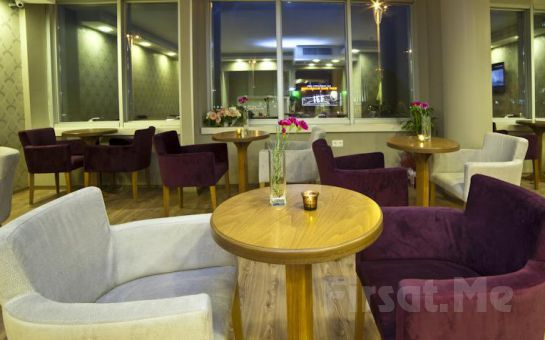 İzmir Walk İnn Hotel'de Standart veya Deluxe Odalarda 2 Kişi 1 Gece Konaklama + Kahvaltı Fırsatı!