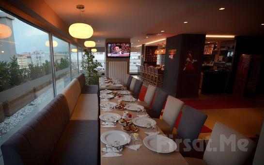 Beylikdüzü Avenue Terrace'ta Kahvaltı Keyfi veya Nargile Keyfi!