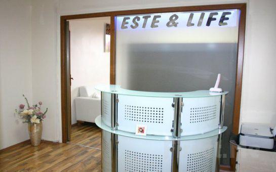Zayıflamak Hiç Bu Kadar Kolay Olmamıştı! Bakırköy ESTE & LİFE Güzellik Merkezi'nden 24 İşlemden Oluşan 6 Seanslık Bölgesel İncelme Paketi!