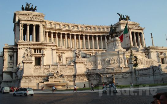 Alibaba Tur'dan Pegasus Havayolları İle Sömestre Tatili'nde 7 Gece Konaklamalı İtalya, Fransa (Nice Milano, Venedik, Floransa, Roma) Turu