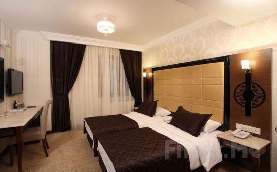 Ataşehir Asia City Hotel'de 2 Kişi 1 Gece Ekonomik veya Standart Odalarda Konaklama + Açık Büfe Kahvaltı Keyfi!