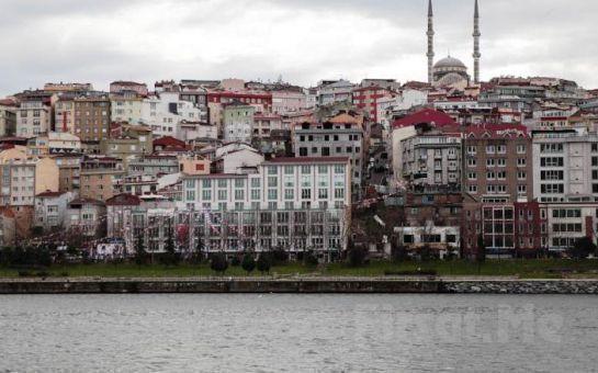 Beyoğlu Ramada by Wyndham Istanbul Golden Horn'da 2 Kişi 1 Gece Konaklama ve Kahvaltı Keyfi