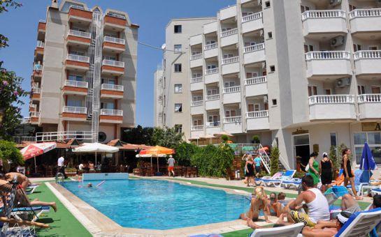 Marmaris Aegean Park Hotel'de 1 Kişi 3 Gece 4 Gün Her Şey Dahil Konaklama Fırsatı