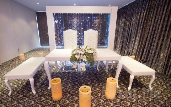 Çankaya Wonders Pool Event, Wedding'te Hafta İçi ve Hafta Sonu Nikah Paketi (Peşin Fiyatına 3 Taksit İmkanıyla)