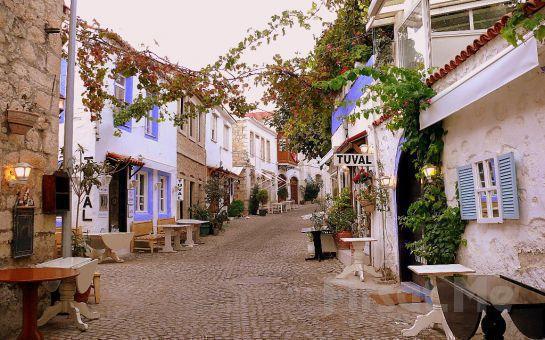 Kurban Bayramı'nda Paytur Turizm'den 3 Gece 4 Gün Yarım Pansiyon Konaklamalı Çeşme +Alaçatı +Urla + Efes + Kuşadası Tur Fırsatı!