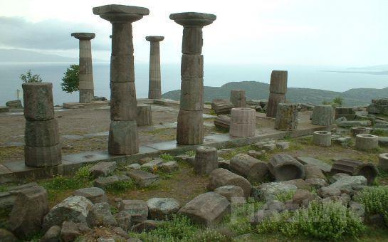 Paytur'dan Kurban Bayramı'nda 4 Gün 3 Gece Yarım Pansiyon Konaklamalı Ayvalık, Assos (Behramkaleköyü), Bergama, Bozcaada, Foça Turu