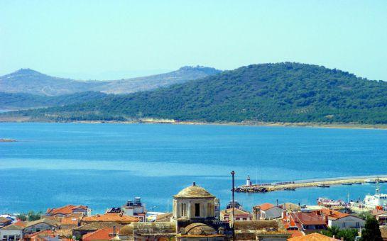 Paytur Turizm'den Kurban Bayramına Özel 2 Gece 3 Gün Yarım Pansiyon Konaklamalı Ayvalık, Assos, Bozcaada, Çanakkale Turu