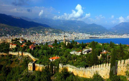 Paytur'dan Kurban Bayramına Özel 3 Gece 4 Gün Herşey Dahil Konaklamalı Pamfilya (Antalya+ Alanya + Manavgat) Doğa, Kültür ve Deniz Turu!