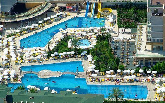 Ankara Tourjet Farkıyla Kurban Bayramına Özel 5* Kemer Daima Resort Hotel'de Prestige Hotel'de 3 Gece 4 Gün Ultra Herşey Dahil Tatil Fırsatı!