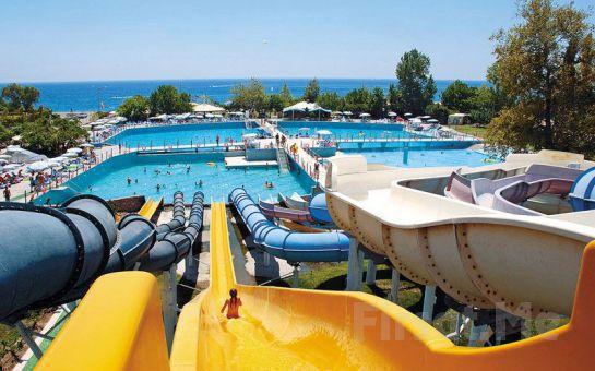 Ankara Tourjet Farkıyla Kurban Bayramına Özel 5* Kemer Daima Resort Hotel'de Prestige Hotel'de 3 Gece 4 Gün Ultra Herşey Dahil Tatil Fırsatı