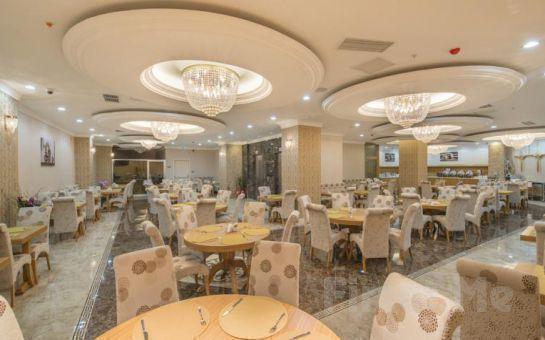 Yenibosna Midmar Deluxe Hotel'de Açık Büfe Kahvaltı ve Kahvaltı Sonrası SPA Kullanım Keyfi!