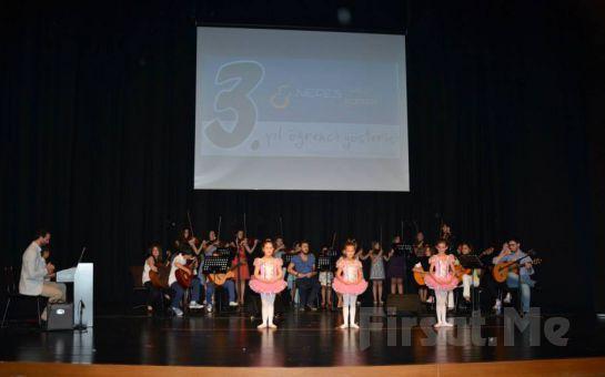 Ataşehir Nefes Sanat Merkezinden 3 Ay Tam Kapsamlı; Keman, Gitar veya Piyano Eğitimi Seçenekleri