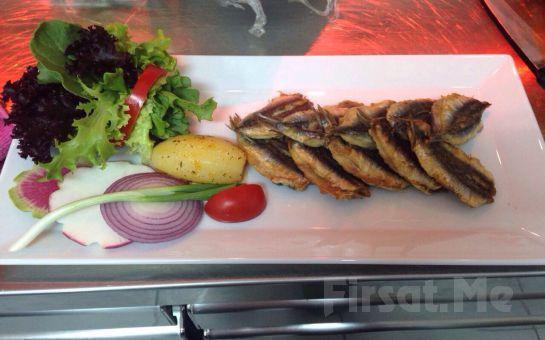 Bostancı New Livar Restaurant'ta Alkollü ve Alkolsüz İçecek Seçeneği ile Nefis Balık Ziyafeti!