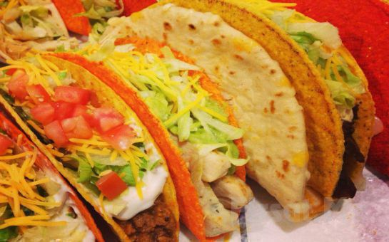 Ataşehir Taco Dünyasında 2 Kişilik Taco Milano Menü Fırsatı!