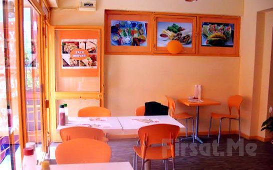 Ataşehir Taco Dünyası'nda Yöresel Lezzetlerden Oluşan 2 Kişilik Organik Köy Kahvaltısı!