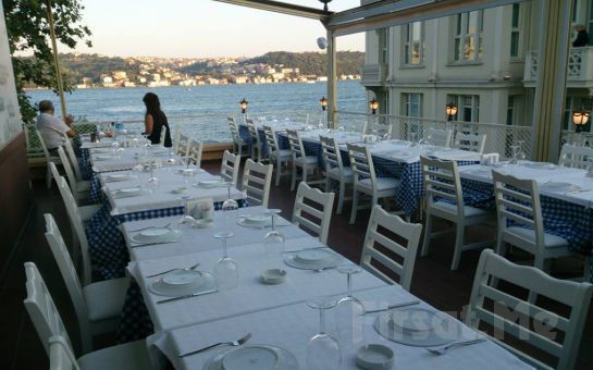 Boğaza Sıfır Ortaköy Bodrum Restaurant'ta Serpme Kahvaltı Keyfi!