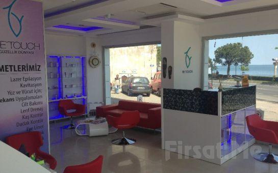 Bakırköy Re Touch'ta Genç Görünmenin Formülü, Leke ve Kırışıklıklara Çözüm Dermaroller Uygulaması ve Klasik Cilt Bakım Fırsatı