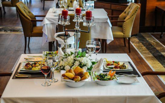 Bayramoğlu Paradise island Otel'de Leziz Keyifli Akşam Yemeği Fırsatı
