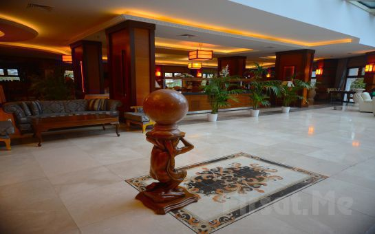 Gebze Bayramoğlu Paradise island Otel'de 2 Kişilik Konaklama ve Kahvaltı Keyfi (Haftanın Hergünü Geçerli)