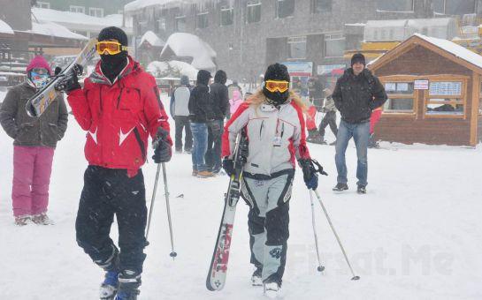 Uludağ'ı Sizin İçin Erişilmez Olmaktan Çıkartıyoruz Tatil Bugün'den, Öğle Yemeği Seçeneği ile Günübirlik Uludağ Kayak Turu