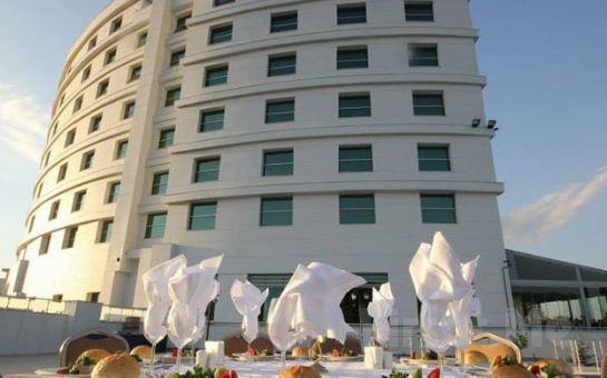 5 Yıldızlı Kocaeli The Ness Thermal Otel'de Tüm Gün SPA Kullanımı, Öğle Yemeği veya Klasik Masaj, Kese Köpük Paketleri