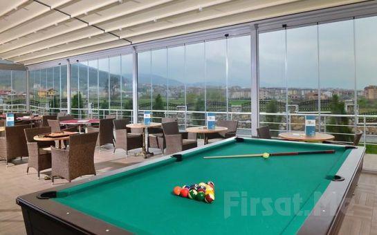 5 Yıldızlı The Ness Thermal Otel Kocaeli'de Konaklama Seçenekleri, Açık Havuz, Termal Havuz, SPA Kullanımı